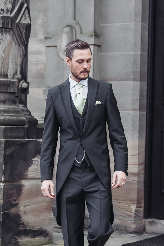 G12 modern wedding suit